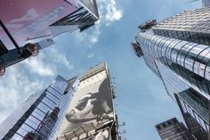 Highrise buildings in Manhattan - Burak Iscen