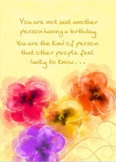 #Birthdays #BirthdayCard Perfect for a friend's birthday