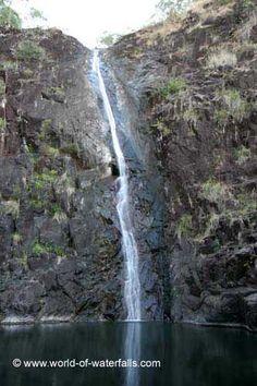 Attie Creek Falls  Cardwell, Queensland, Australia Queensland Australia, Waterfalls, Waterfall, Falling Waters