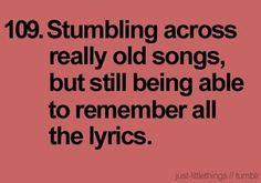 backstreet boys anyone? LOL Backstreet Boys my ass! How about Journey, Queen, REO speedwagon, and Bon Jovi! I Love Music, Music Is Life, Music Lyrics, Music Quotes, Song Quotes, Singing Quotes, Music Sing, Peace Quotes, Music Humor