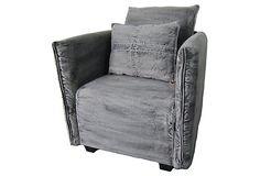 Texas Club Chair on OneKingsLane.com