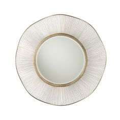 Olympia Mirror | Arteriors Home at Lightology