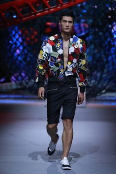 Cabbeen Spring Summer 2016 Primavera Verano - Mercedes-Benz Fashion Week China | #Menswear #Trends #Tendencias #Moda Hombre - MFT