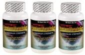 Titanium Muscle Gain TM (3 Bottles)  3 Months Supply, Professional and Recreational Muscle Building, body building