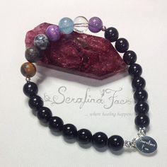 Spiritual Awakening Chakra Bracelet for Men Gifts for Him Easter St. Patrick's Day Healing Jewelry Spiritual Jewelry Chakra Jewelry Reiki
