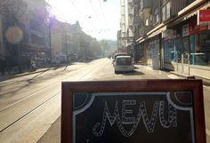Belpstrasse for Foodies Bern, Newspaper, Rome