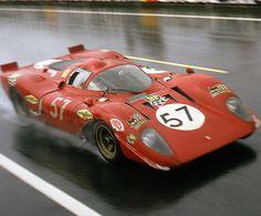 The Ferrari 312P http://klemcoll.wordpress.com/2013/10/25/the-ferrari-312p/