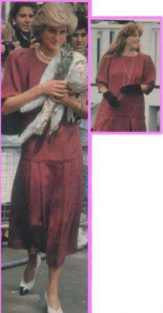 Image - Princess Diana Distribue Ses Vêtements _SUITE - Blog de myroyalty - Skyrock.com