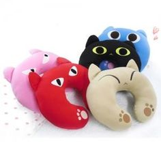 iswas - Cat Neck Cushion