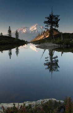Hart Lake – Mt Shasta National Park, California