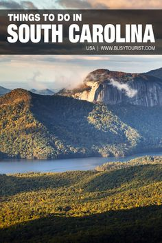 Wondering what to do in South Carolina? This travel guide will show you the top attractions, best activities, places to visit & fun things to do in South Carolina. Start planning your itinerary & bucket list now! #southcarolina #southcarolinatravel #usatravel #usatrip #usaroadtrip #travelusa #vacationusa #ustraveldestinations #ustravel #americatravel Vacations In The Us, Usa Cities, Us Travel Destinations, Best Travel Guides, Us Road Trip, United States Travel, Travel Usa, South Carolina, North America
