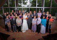 Loughridge Wedding at Kirkland Chapel #Family #WeddingVenue #Tulsa #Oklahoma