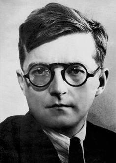 Dmitri Shostakovich  You can't sleep to this music, but you can write the hell out of some horror.
