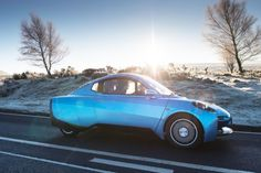 Riversimple launches a 250 mpg hydrogen-powered car | Inhabitat - Green Design, Innovation, Architecture, Green Building