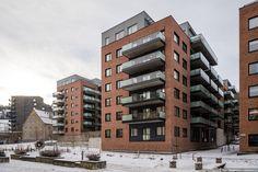 Новые районы Осло: хотели бы так жить? – Варламов.ру #UrbanExteriorDesign