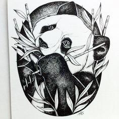 100 Panda Bar Tattoo Designs Fur Manner