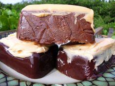 Orange Chocolate Fudge Homemade 1/2 lb by BlackWillowSoaps on Etsy, $9.00