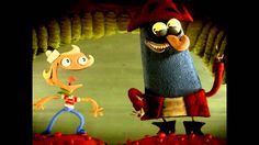 I loved watching The Marvelous Misadventures of Flapjack during Cartoon Network's har-har-tharsdays.