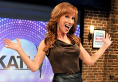Love Kathy Griffin's new talk show. A ton of fun!!
