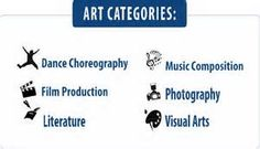 PTA reflections Art Categories