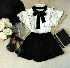 Sweet Girls Clothes Sets Ruffle T-shirt Tops+Pants Outfits 2019 Summer Casual Kids Sets Children's Clothing - Best Picture For kids shoes For Your Taste You are looking for something, and it is going to tell - Cute Casual Outfits, Pretty Outfits, Stylish Outfits, Teen Fashion Outfits, Fashion Kids, Kids Outfits, Fashion 2020, Baby Girl Dresses, Cute Dresses