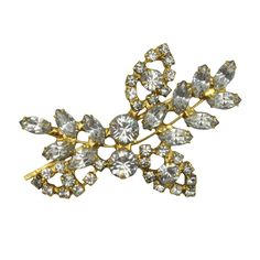Jennifer Behr Gold Primrose Bobby Pin   SOPHIESCLOSET.COM   Designer Jewelry & Accessories