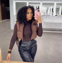 Fall Outfits, Cute Outfits, We Wear, How To Wear, Streetwear Fashion, Fitness Fashion, Autumn Winter Fashion, Fashion Forward, Street Wear