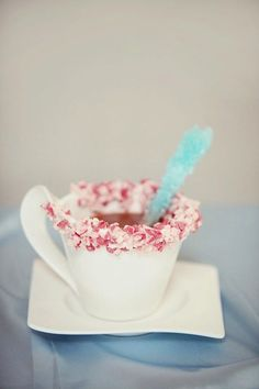 Winter Wedding Details: Candy Canes | Intimate Weddings - Small Wedding Blog - DIY Wedding Ideas for Small and Intimate Weddings - Real Small Weddings