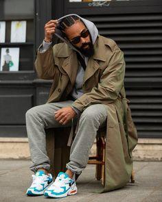 men s outfits ideas Urban Street Style, Fashion Mode, Urban Fashion, Travis Scott, Bart Styles, Yeezy Fashion, Best Mens Fashion, Fashion Essentials, Poses