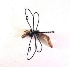 Dragonfly Wire Sculpture
