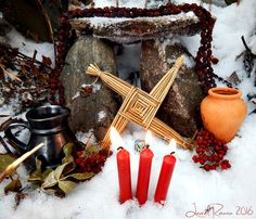 Imbolc Ritual, Beltane, Samhain, Yule, Fire Festival, Celtic Goddess, Witch Aesthetic, Sabbats, Time To Celebrate