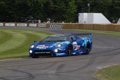 XJ220 - Entrant: Don Law Racing - Driver: Justin Law - 2014 ...