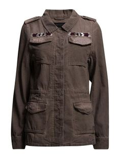 Coster Copenhagen Army jacket