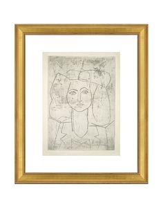 Pablo Picasso Portrait of Francoise, dressed... Framed Art, http://www.myhabit.com/redirect/ref=qd_sw_dp_pi_li?url=http%3A%2F%2Fwww.myhabit.com%2F%3F%23page%3Dd%26dept%3Dhome%26sale%3DA3P0998TWLMMAK%26asin%3DB00E3AY1B2%26cAsin%3DB00E3AY1B2