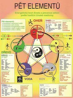 Oficiální stránky Heleny Fuchsové - Aktuality - VÝŽIVA PODLE 5 PRVKŮ Feng Shui, Healthy Eating Guidelines, Yoga Motivation, Keto Diet For Beginners, Chinese Medicine, Natural Treatments, Health Remedies, Workout Programs, Reiki