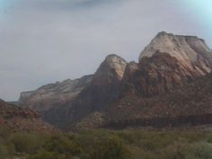 Zion National Park Webcam - Click to see live image! From the south entrance to Zion NP, this is an exceptional view into the red cliff canyon that make the park one of a kind.