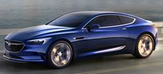Buick returns to performance...          The Buick Avista     Twin Turbo 400 hp coupe