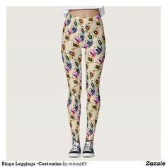 #Bingo Leggings -Customize