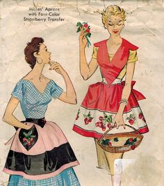 1950s McCall's 1877 Vintage Sewing Pattern by midvalecottage, $12.00