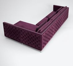 Alexandrite Chaise Sofa by Muranti Furniture