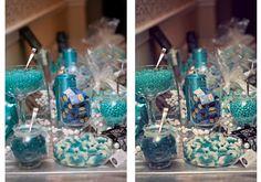 Magnifique bar à bonbons, buffet de bonbons | Amazing candy bar, candy buffet !