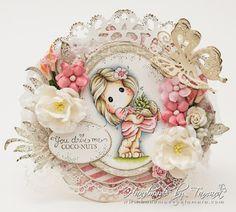 Handmade by Tamara: Coco-Nuts Tilda
