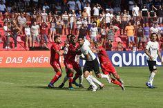 """Vampeta critica o Corinthians contra o seu Audax: """"Pior partida do ano"""" #globoesporte"""