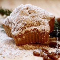 Spekulatius-Stollen-Muffins