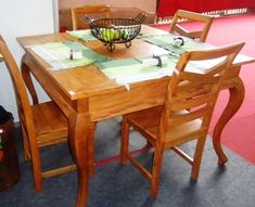 Wooden Dining Table Designs, Wooden Dining Chairs, Corner Dining Table, Wood Bed Design, Used Woodworking Tools, Wood Beds, Phone, Furniture, Home Decor