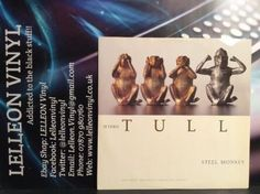 "Jethro Tull Steel Monkey 12"" Single TULLX3-2 Rock 80's Music:Records:12'' Singles:Rock:Classic"