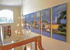 Jay Schadler- Portsmouth Fine Art Print-WANT for the house