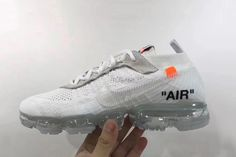 low cost c8ce8 50658 Leaked Images of the Next Off-White™ x Nike Air VaporMaxes Surface Online.  Chaussure ...