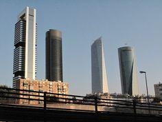 Skyscrapers, Madrid