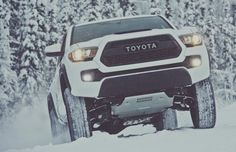 The New 2017 Toyota Tacoma TRD Pro: Pushing the Limits of Off Road Driving